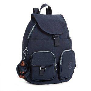 Kipling FIREFLY Small Backpack Travel True Blue